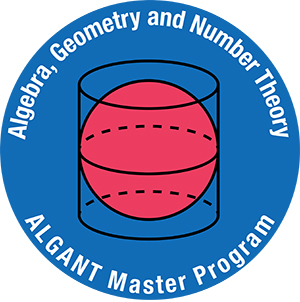 ALGANT: ALgebra, Geometry And Number Theory